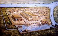 પ્રાચીન સિંધુ સંસ્કૃતિના અવશેષોનું શહેર-લોથલ